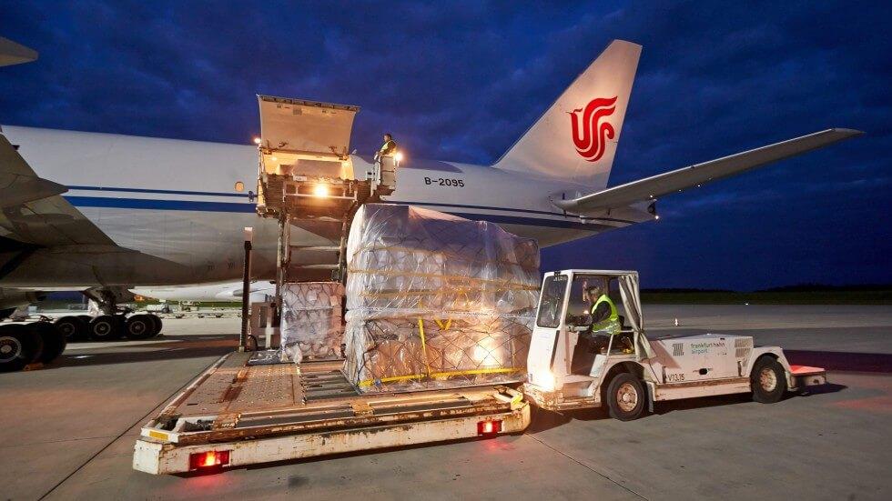 MINH LONG nhận gửi hàng xuất khẩu đi Brazil bằng máy bay