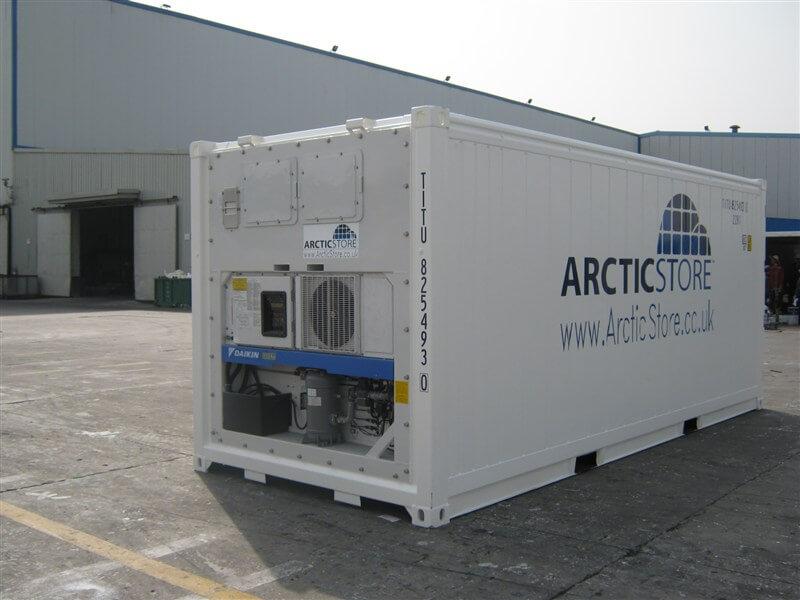Container lạnh tiêu chuẩn