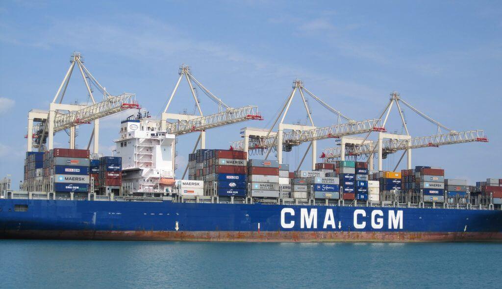 Vận tải đường biển hàng hóa