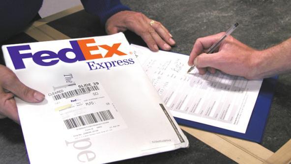 Dịch vụ lấy hàng chuyển phát nhanh qua Fedex