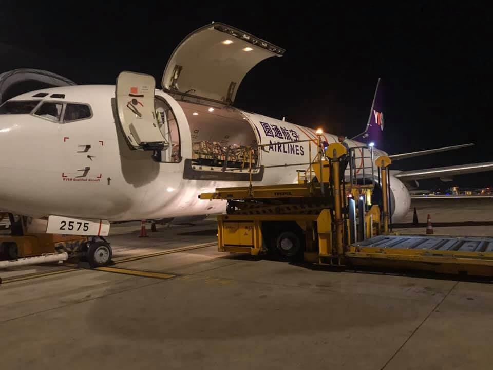 MLC logistics nhận vận chuyển hàng hóa bằng charter nguyên chuyến