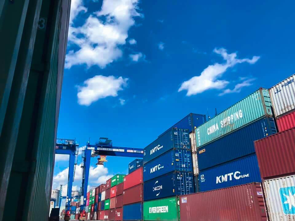 Vận chuyển đường biển là thế mạnh hàng đầu của MLC