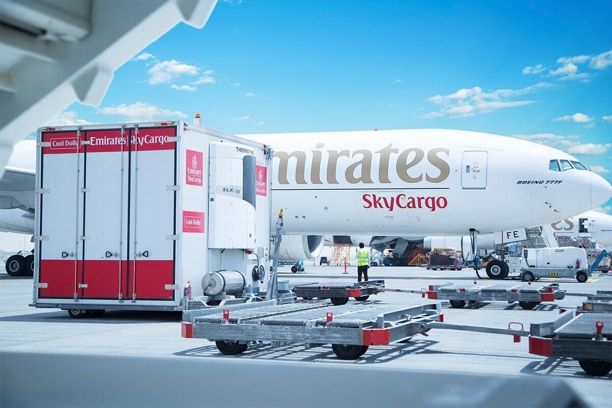 TTL nhận vận chuyển hàng hóa xuất khẩu đi Hy Lạp bằng đường hàng không