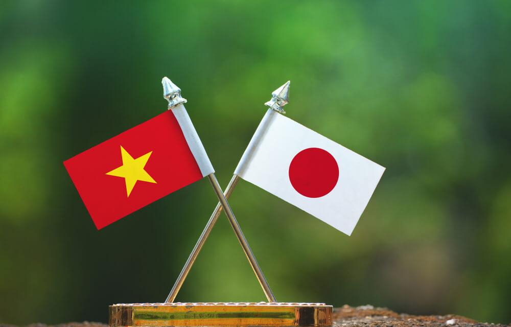 Nhật Bản là đối tác thương mại lâu năm của Việt Nam