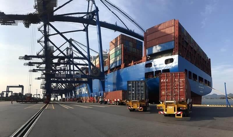 Vận tải đường biển là thế mạnh hàng đầu của Minh Long logistics