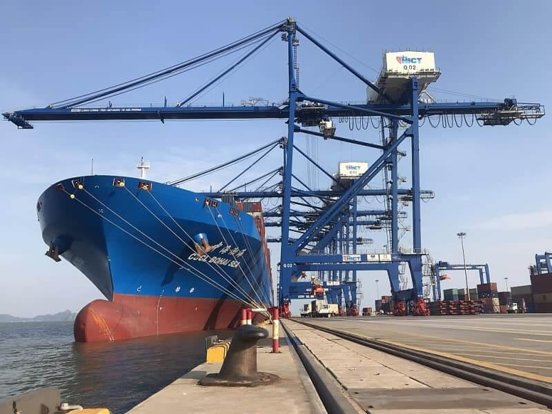 Vận chuyển đường biển là thế mạnh hàng đầu của TTL