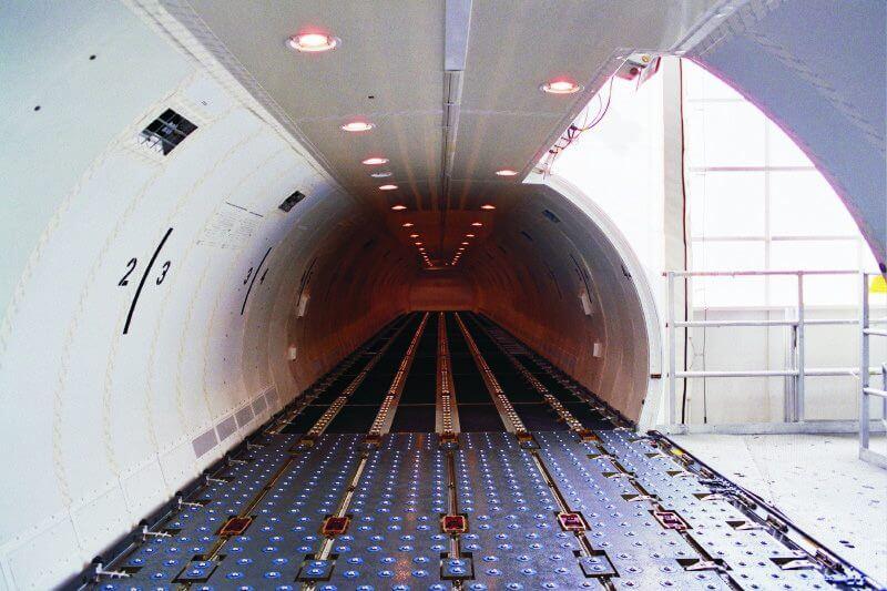 Vận tải hàng không luôn là thế mạnh số 1 của TTL logistics